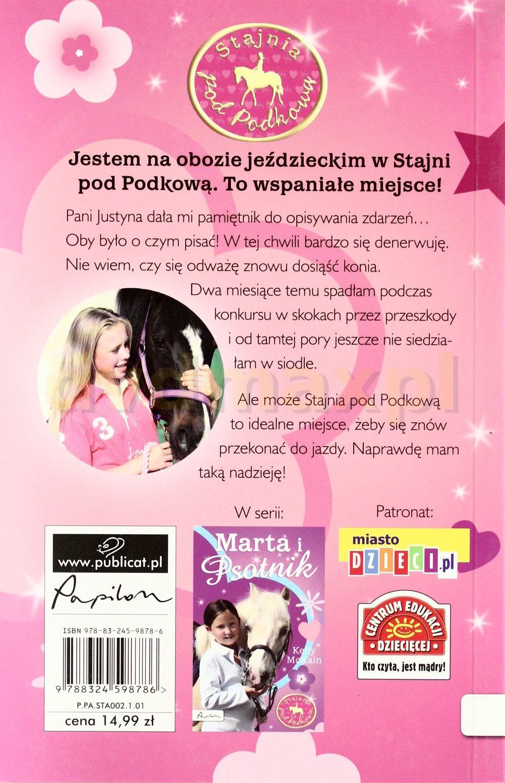 eade125ae52a2 Sklep Punkt44.pl   Julka I Książę Stajnia Pod Podkową - Kelly Mckain ...