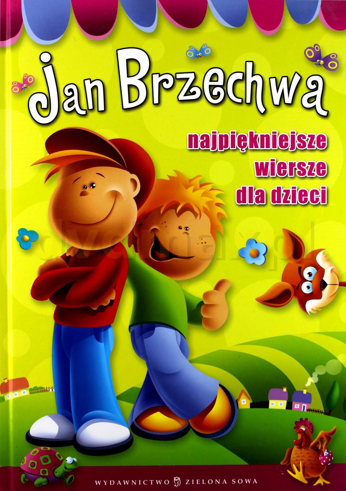 Sklep Punkt44pl Najpiękniejsze Wiersze Dla Dzieci Jan