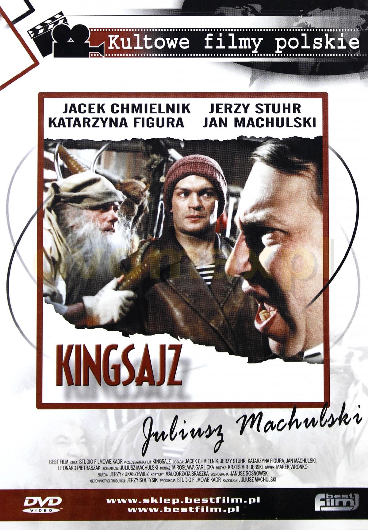 Sklep Punkt44pl Kingsajz Dvd
