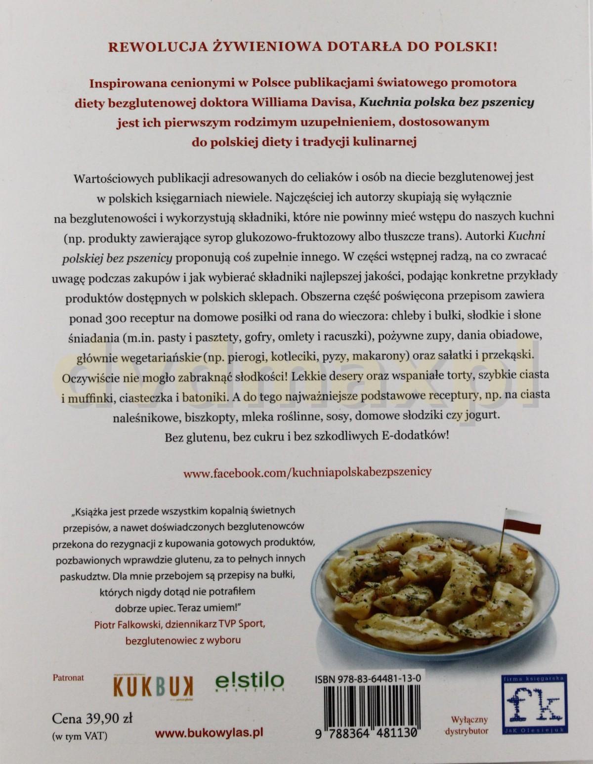 Sklep Punkt44pl Kuchnia Polska Bez Pszenicy Ponad 300
